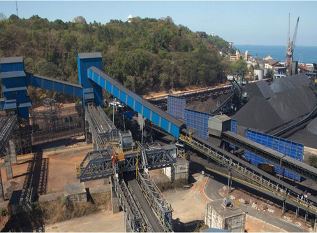 Chettinad Mangalore Coal Terminal