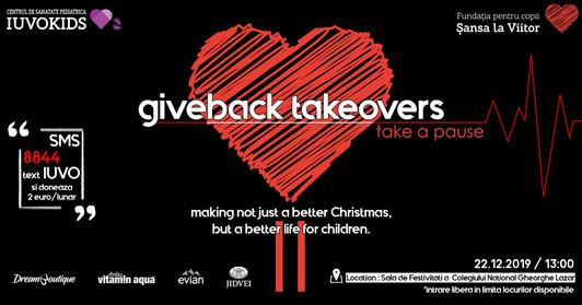 Giveback Takeovers II   Sansa la Viitor