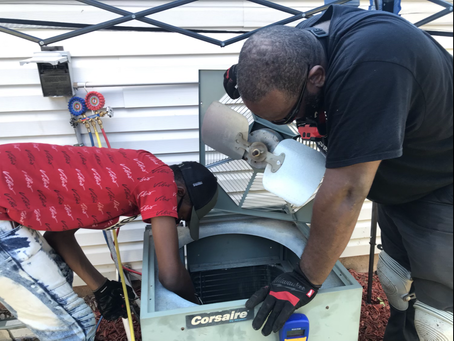 How to clean AC Condenser