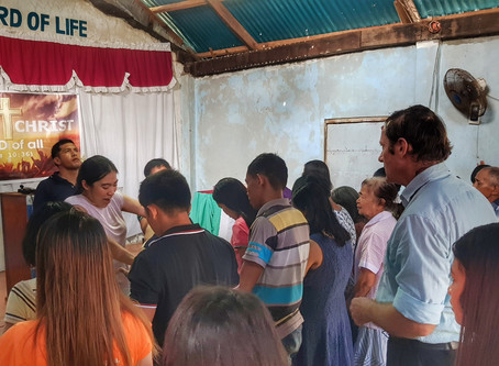 Mighty Moves of God in the Philippines: Holy Spirit & Fire Outpourings!