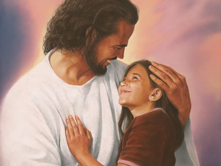 How Much He Loves You!