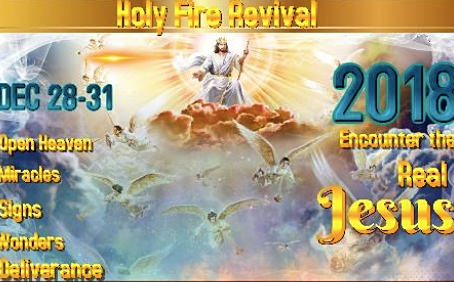 Behold the Glory of God: Praise Report from New Year 2019 Revival