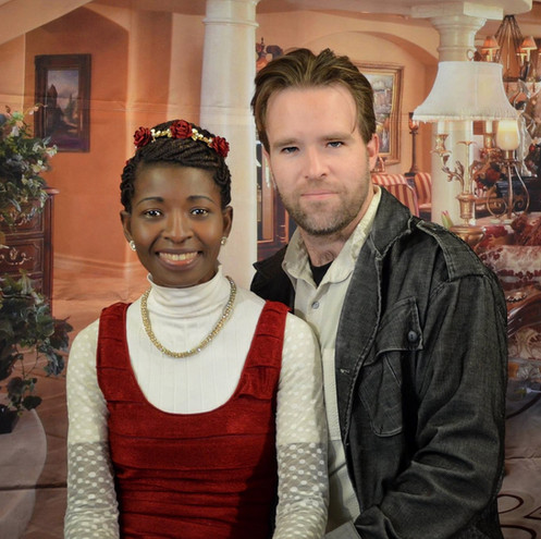 Christine and Michael Coleman