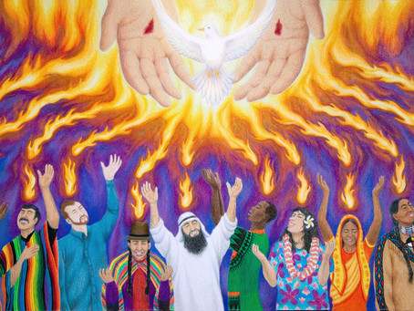 Pentecost: Fire Baptism Testimonies