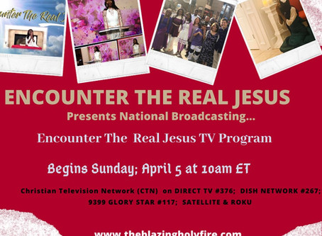 Encounter The Real Jesus