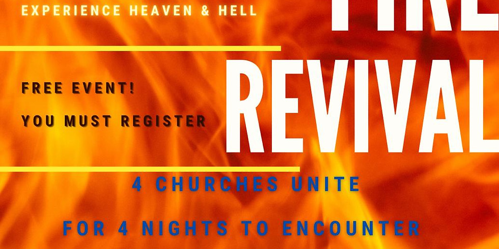 2021 Holy Fire Revival