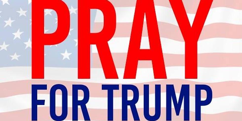 Global 365-Day Prayer & Fasting for the President