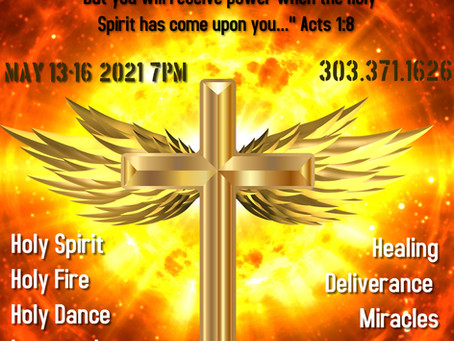UPCOMING REVIVAL: Pentecost Great Fire Revival