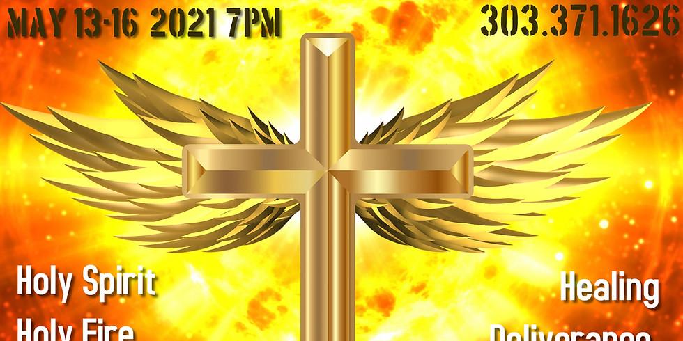 Pentecost Great Fire Revival