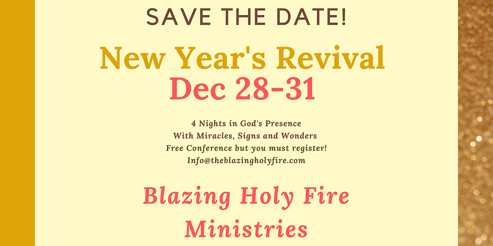 New Year Revival