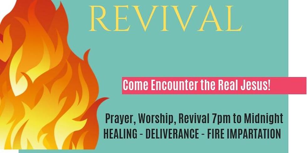Miracles, Signs & Wonders Revivals