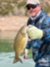 Rob Degner, Smallmouth Bass, Navajo Lake