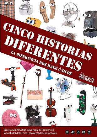 CINCO HISTORIAS DIFERENTES cartel.jpg