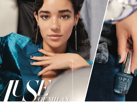 New Muse of Milan Collection by OPI Celebrates the Culture, Resiliency, and Spirit of Milan
