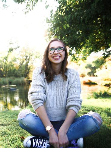 Senior shoot in September