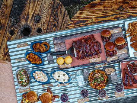 Photographing creatively. Jacobs Smokehouse BBQ Restaurant Reviews are in!