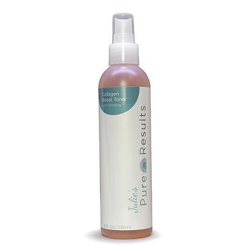 Collagen Boost Toner with Ginseng