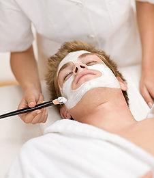 Gentleman's Stress-reducing Skin Treatment