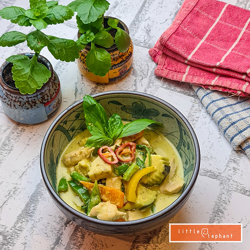 Green Curry Kit