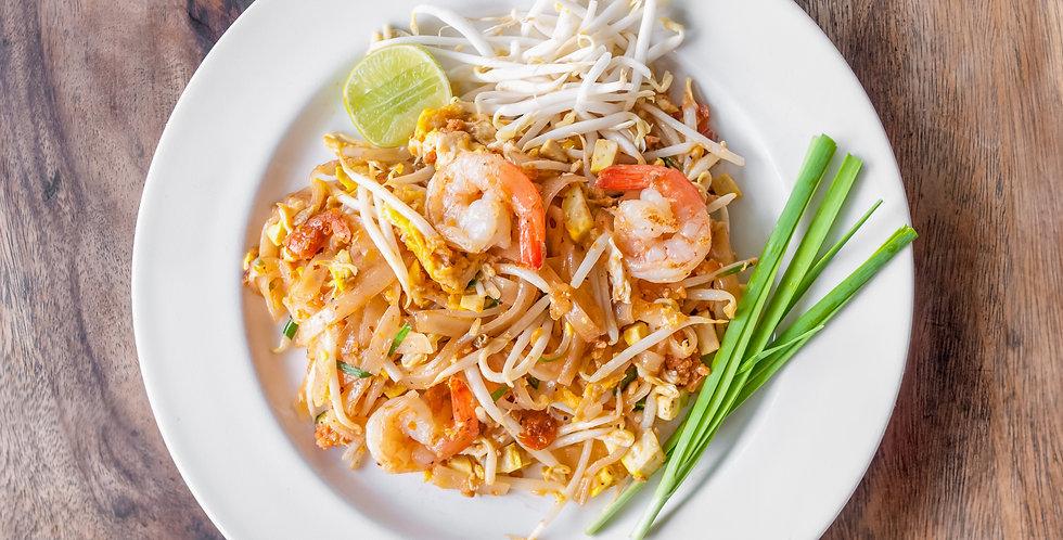 Classic Pad Thai Noodles Set (Serving for 2)
