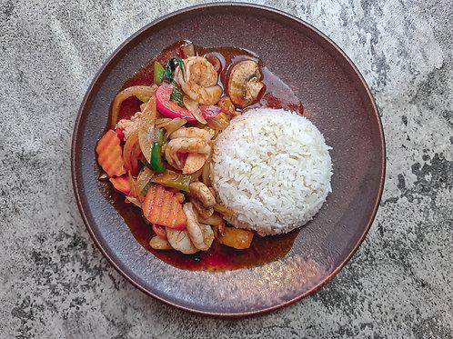 Stir-Fry Cashew Nut