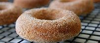 apple cider donut