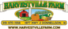 harvesville farm logo