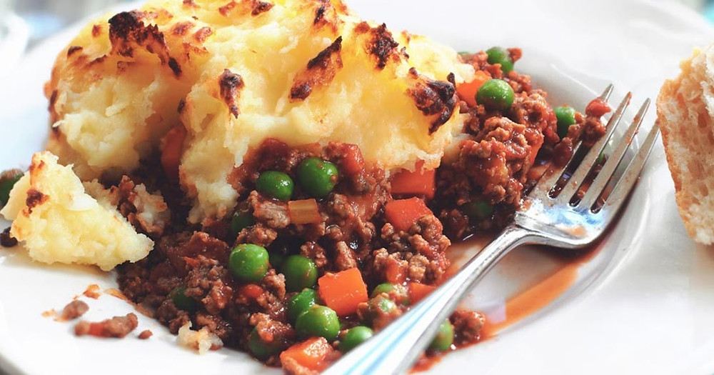 Cottage Pie Recipe - Dragonfly's Childcare