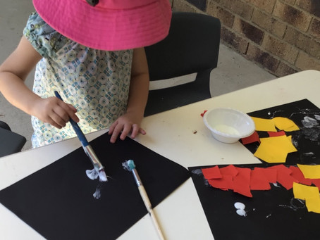 NAIDOC Activities at Dragonflys