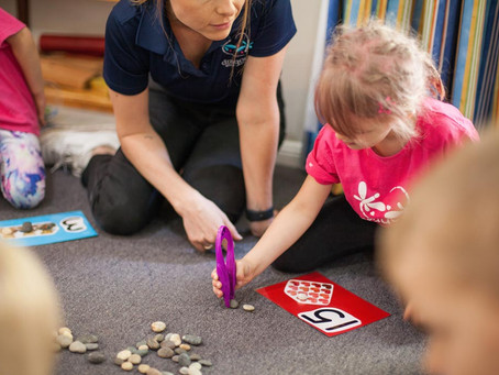 Literacy and Numeracy in Childcare