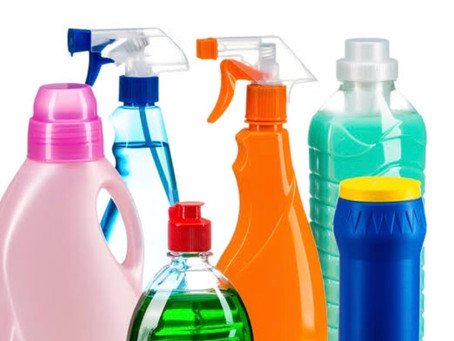 Journey Towards a Chemical Free life:                  How to Detox your Home