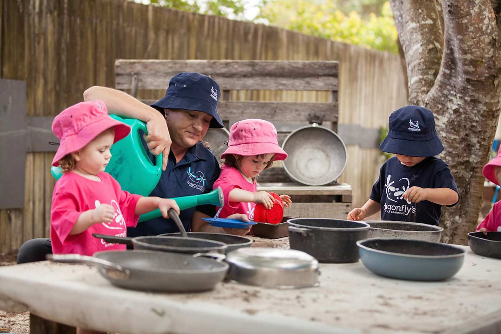 Dragonfly's Kids Activity - Dragonfly's Early Learning Sunshine Coast