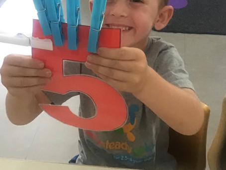 Number Awareness in Early Learning