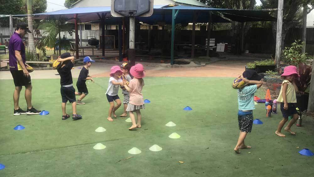 Children at Play - Dragonfly's ELC