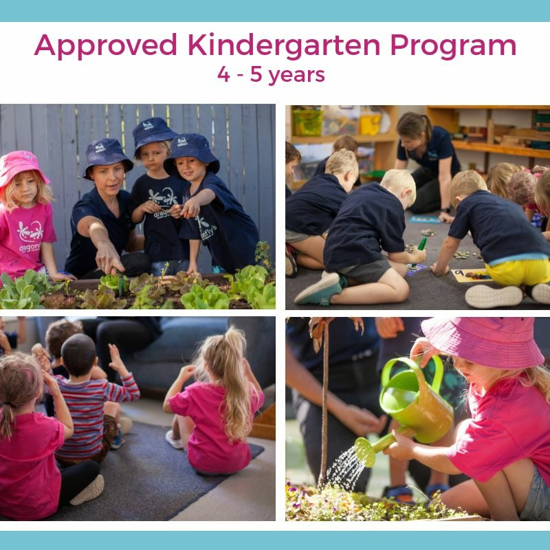 Dragonfly's Early Learning Centre's Approved Learning Programme