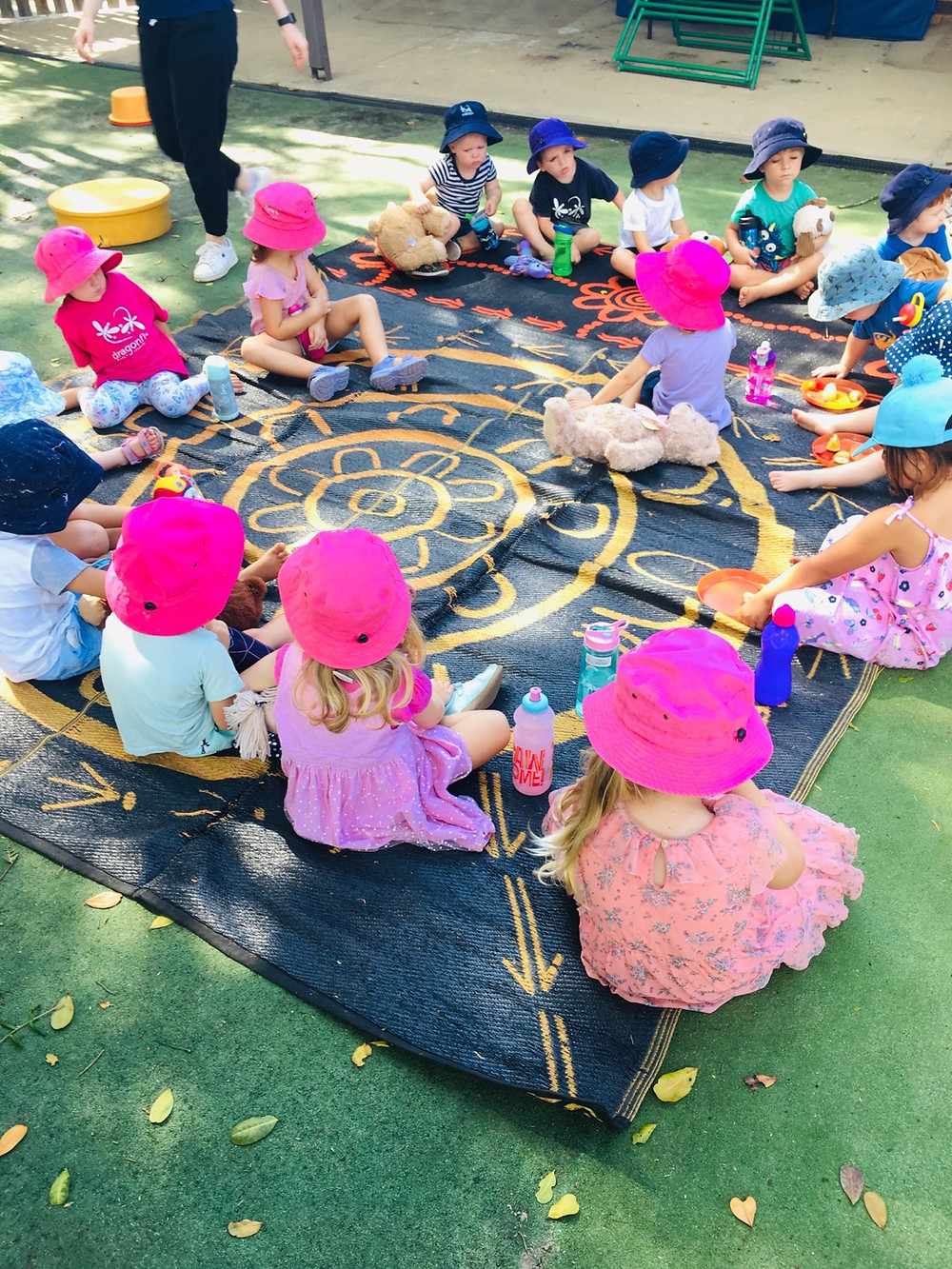 Kids Outdoor Activity - Dragonfly's Early Learning Sunshine Coast