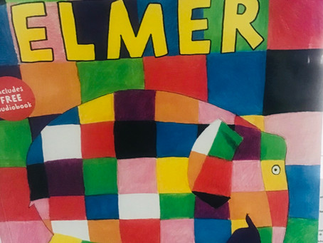 The Success of  Elmer Elephant!