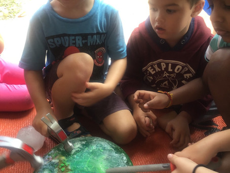 Dragonfly's Early Learning's Archeological Dig