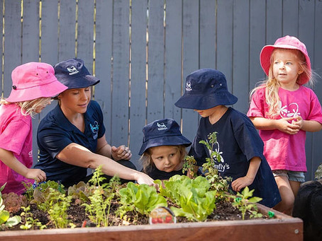 Looking for an Early Learning Centre with a Difference?