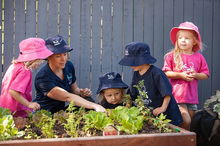 Little Dragonfly's Gardening - Dragonfly's Pre-school Learning Coolum Beach
