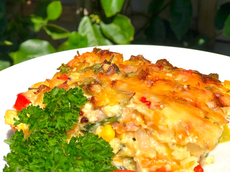 Try This Sweetcorn Bake