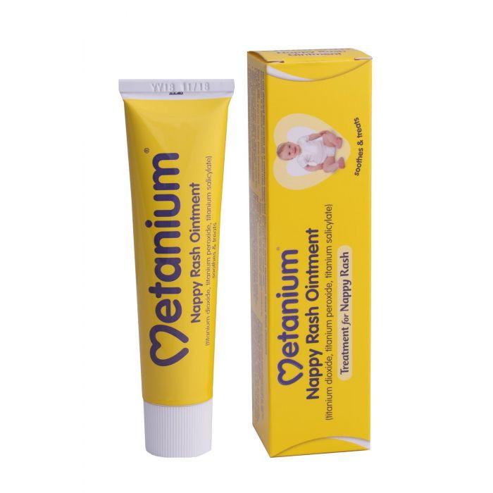 Metanium Nappy Rash Ointment
