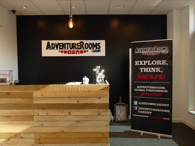 Adventure Rooms, Cardiff