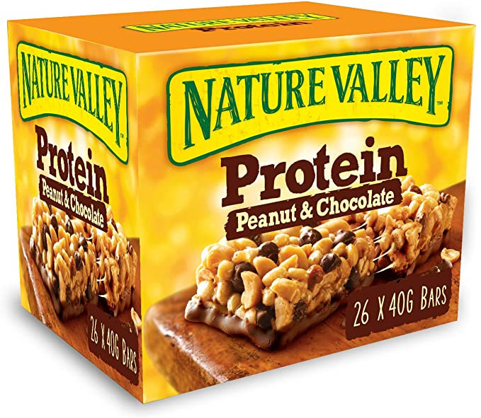 Nature Valley Protein Bars