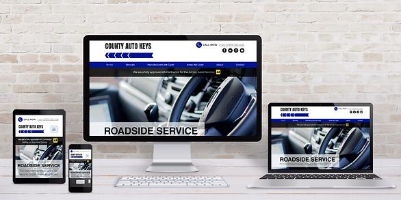 County Auto Keys
