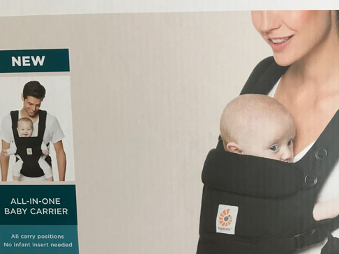 ERGOBABY OMNI 360: THE ALL-IN-ONE BABY CARRIER