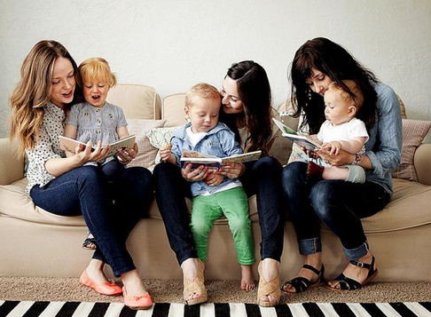 MUM FRIENDS: THE IMPORTANCE OF SOCIALISING