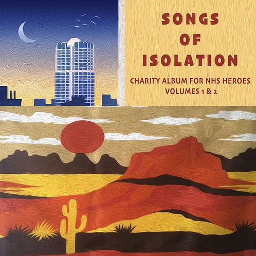 CD Songs Of Isolation Volume 2