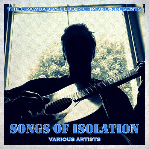 CD Songs of Isolation Volume 1