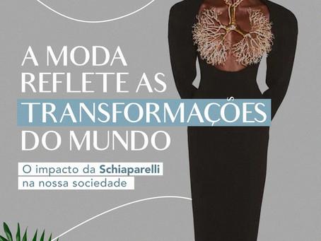 A moda reflete as transformações do mundo